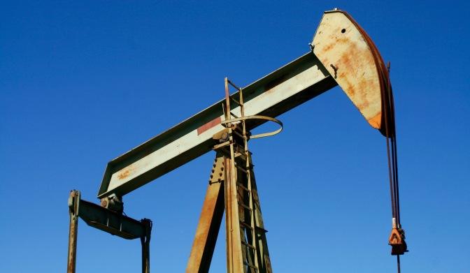 The oilfields of Kern: a photo essay