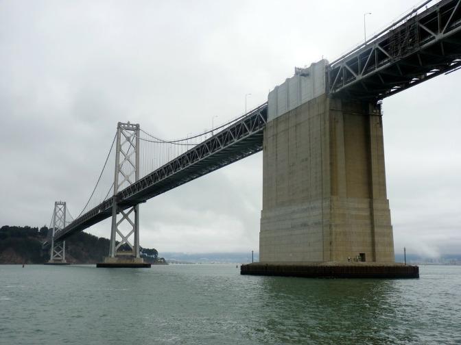 San Francisco Bay Bridge Might Fall Down