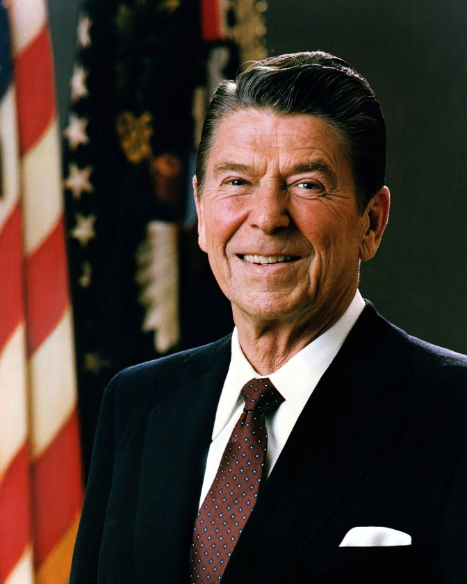Today's Republican Leaders Aren't Made In Ronald Reagan's Image