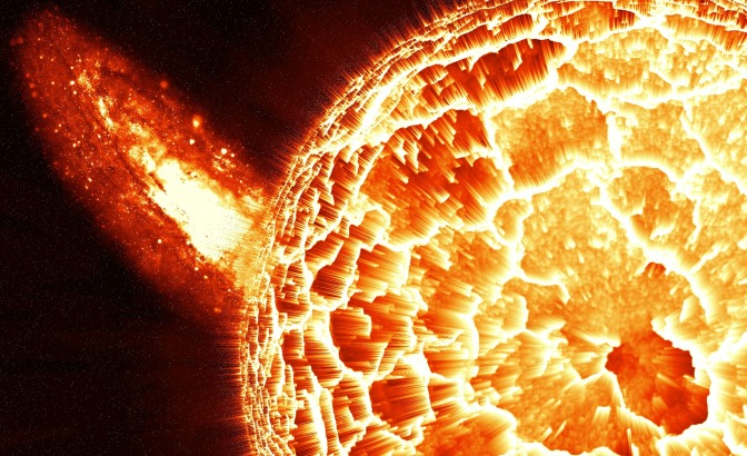 A Massive Solar Storm Could Send Us Back To The Stone Age