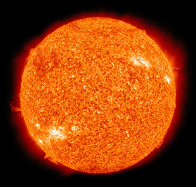 Our Sun Is Being Covered By A Giant Black Spot