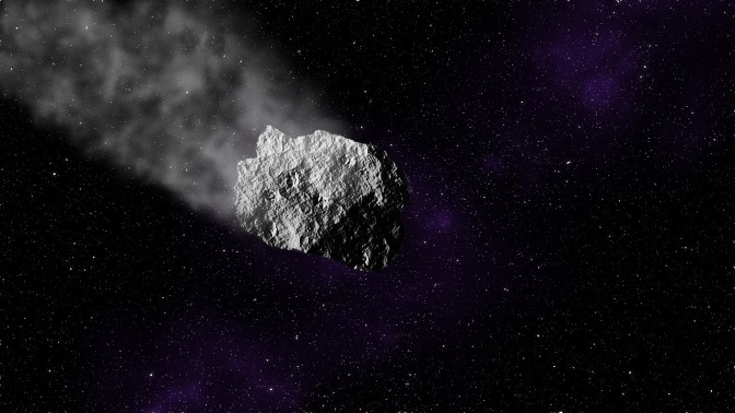 Astronomers Spot New Asteroid Mere Hours Before It Zips Past Earth