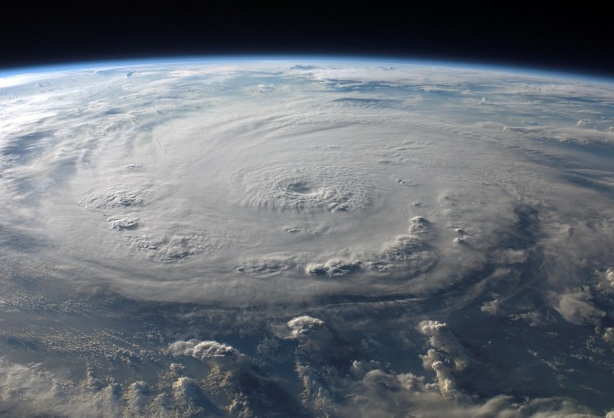 ISS Time Lapse Video Show Three Hurricanes