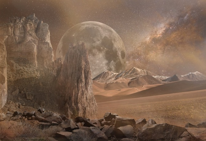 NASA Worried Earth Microbes Will Infect Alien Life On Mars