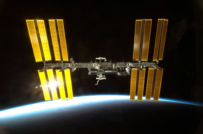 For Sale: One International Space Station, NASA Seeks Commercial Buyer