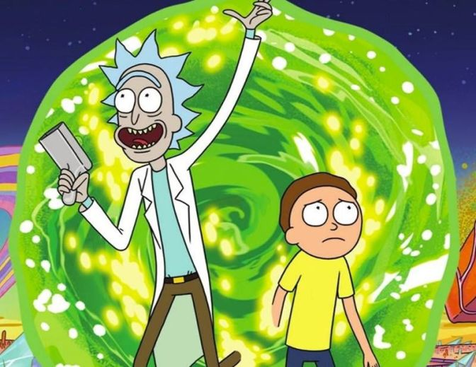 Watch The Impromptu Live 'Rick And Morty' Episode