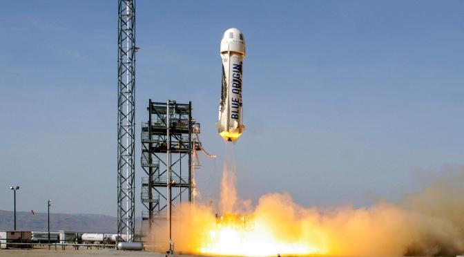 Blue Origin Unveils New Reusable Rocket Design